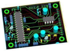 3D PCB