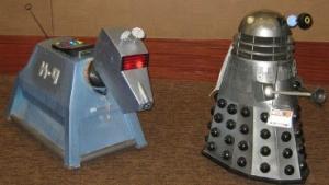 Dalek vs K9