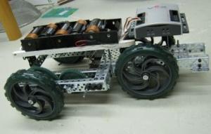 Vex motors