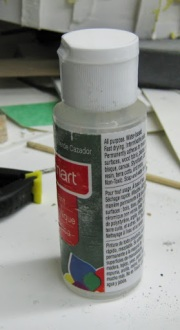 paint bottle