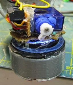 Plastic reusable lid