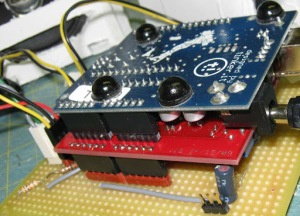 Arduino and sound shield