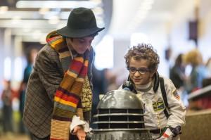 Daleks and doctors