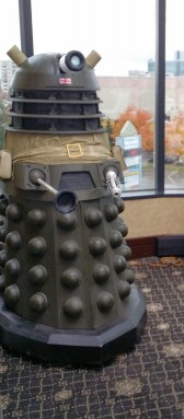 War time Dalek