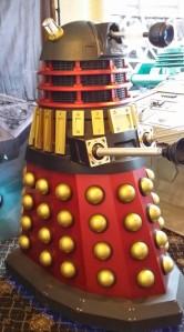 Classic Dalek colours